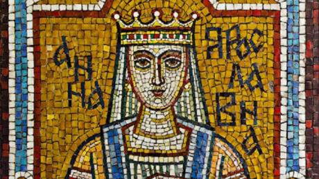 Anne de Kiev, une princesse ukrainienne ? Face à Porochenko, Macron oublie ses leçons d'histoire