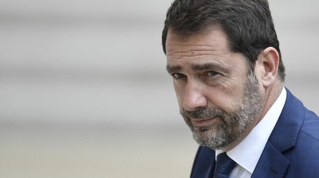 Christophe Castaner, porte-parole du gouvernement, illustration ©STEPHANE DE SAKUTIN / AFP
