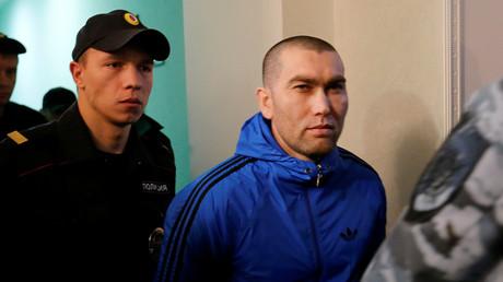 Anzor Koubashev, l'un des meurtriers de Boris Nemtsov