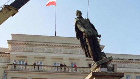 Les relations diplomatiques entre la Pologne et la Russie ne sont pas au beau fixe