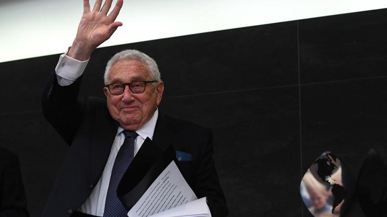Kissinger : «L'idée de dominer le monde fait presque partie de l'ADN des Etats-Unis»
