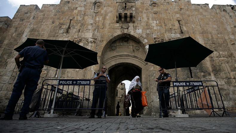 Fusillade sur le mont du Temple à Jérusalem, des policiers israéliens grièvement blessés (IMAGES)