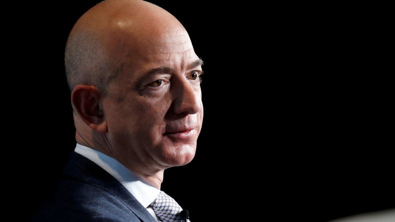 Jeff Bezos Devient L Homme Le Plus Riche Du Monde Pour Une