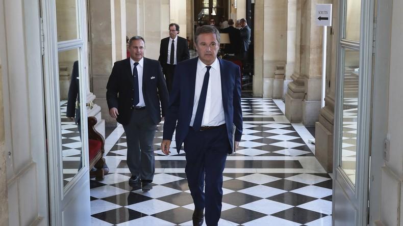 Nicolas Dupont-Aignan demande la démission de la ministre du Travail Muriel Pénicaud