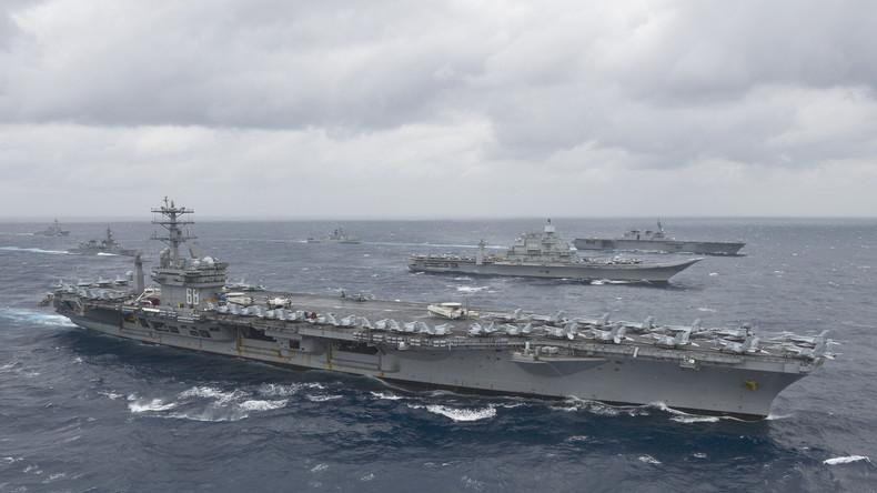 Téhéran dénonce un nouvel incident entre navires américains et iraniens dans le Golfe persique