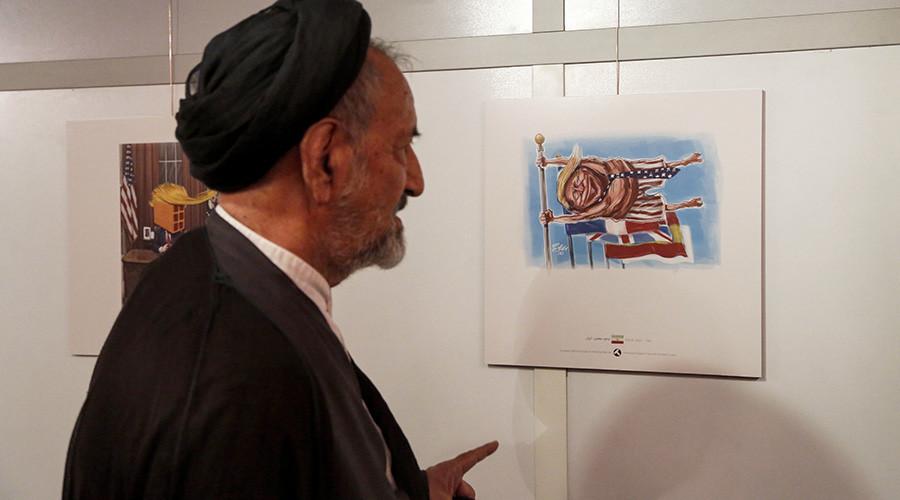 «Trumpism» : L'Iran organise un concours de la meilleure caricature de Donald Trump (IMAGES)