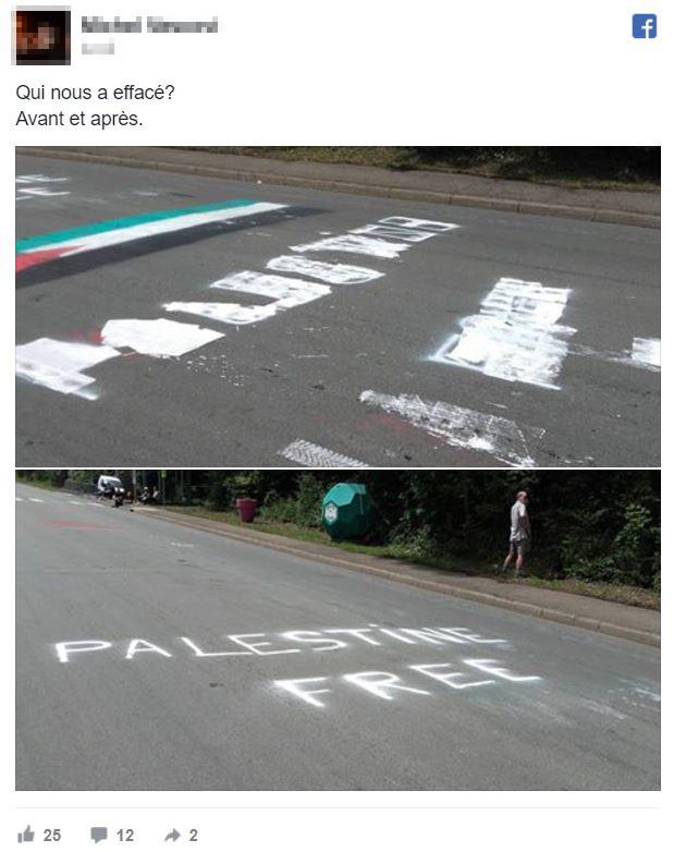 «Non à la loi Travail» : la banderole qui ne passe pas dans le Tour de France (IMAGES)