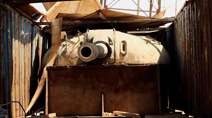Djihad version Mad Max : les étranges véhicules de Daesh saisis par l'armée irakienne (IMAGES)