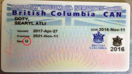 «Sexe : Inconnu» :  le Canada délivre un document officiel non-genré à un nouveau-né