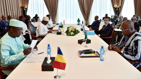 Le sommet du G5 Sahel