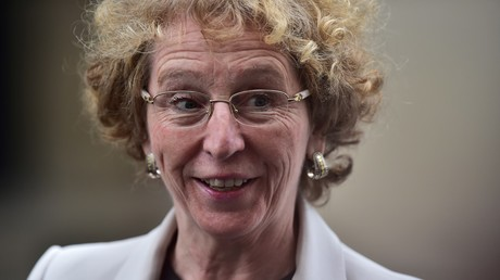 La ministre du Travail et ancienne directrice de Business France, Muriel Pénicaud