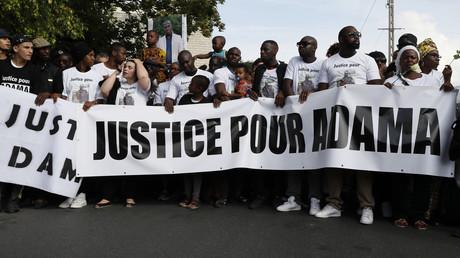 Une manifestation en mémoire d'Adama Traoré