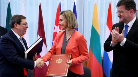 Feu vert du Parlement européen au premier accord de coopération UE-Cuba