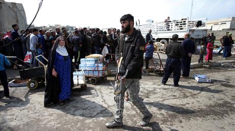 Irak : jusqu'à 20 000 civils toujours pris au piège des combats à Mossoul