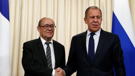 Rencontre entre Le Drian et Lavrov à Paris : quels sujets sensibles ?