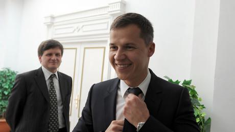 L'ancien conseiller du président Nicolas Sarkozy, Boris Boillon
