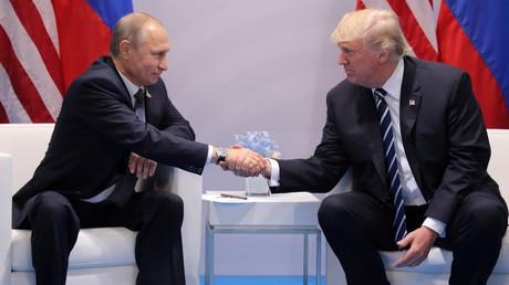 Vladimir Poutine et Donald Trump s'entretiennent pour la première fois à l'occasion du G20