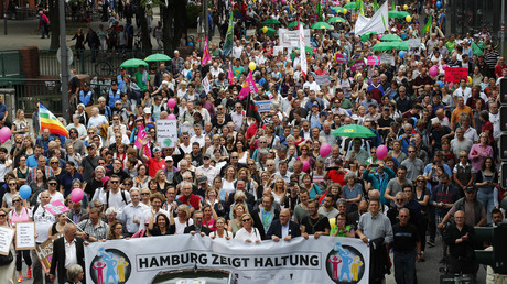 Les manifestations anti-G20 reprennent à Hambourg