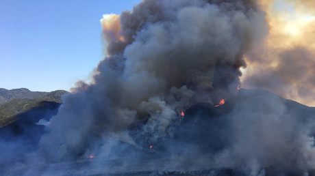 Californie : impressionnantes images des incendies qui ravagent la région (PHOTOS, VIDEOS)
