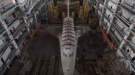 Des youtubeurs pénètrent dans un cosmodrome et filment des navettes spatiales soviétiques (VIDEO)