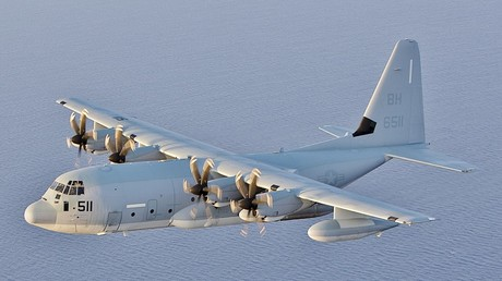 Un avion militaire KC-130J (image d'illustration)
