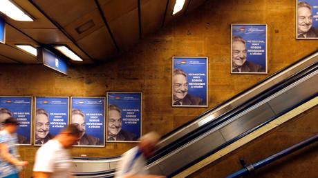 Soros se dit «bouleversé» par la campagne «antisémite» dénonçant ses actions présumées en Hongrie