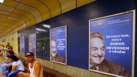 L'UE lance une procédure d'infraction contre la Hongrie pour sa loi «anti-Soros» sur les ONG