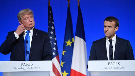 Pour Donald Trump, le cessez-le-feu en Syrie prouve l'utilité du dialogue avec la Russie