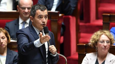 Gérald Darmanin, photo ©ALAIN JOCARD / AFP