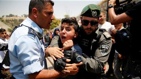 Tensions autour de l'esplanade des Mosquées après le renforcement de la sécurité imposé par Israël