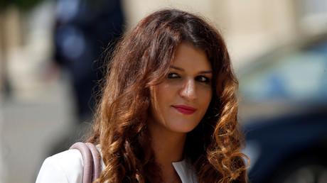 Marlène Schiappa, secrétaire d'Etat à l'égalité femmes-hommes