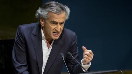 Le Monde diplomatique vs BHL : le philosophe «déclare la guerre» au mensuel