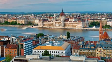 Parlement hongrois, Danube, Budapest