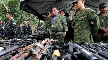 «J'ai vu l'Amérique et c'est nul» : Duterte assure qu'il ne se rendra jamais aux Etats-Unis