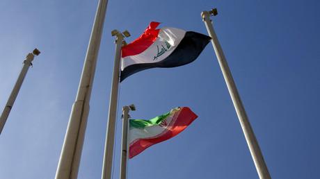 L'Iran renforce ses liens militaires avec l'Irak et appelle à son «unité»