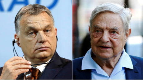 Orban dénonce l'«Europe islamisée», voulue selon lui par le milliardaire George Soros