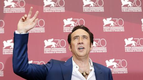 Nicolas Cage immortalisé par la toile en tant que «meme» après une photo au Kazakhstan