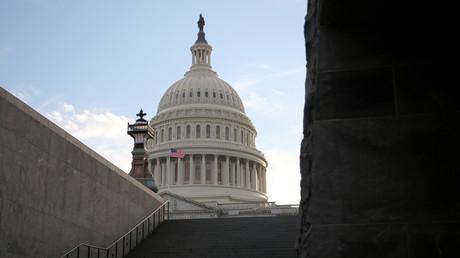 Le Congrès américain (image d'illustration)