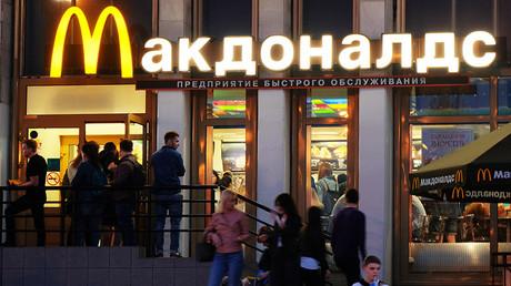 «Ce n'est pas une vache sacrée» : un député russe propose des sanctions sanitaires contre McDonald's