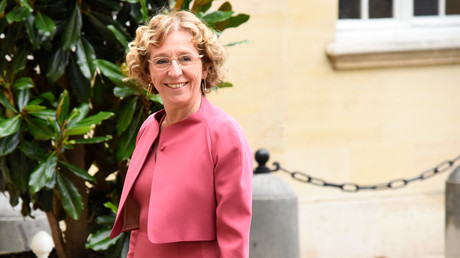 La ministre du Travail Muriel Pénicaud