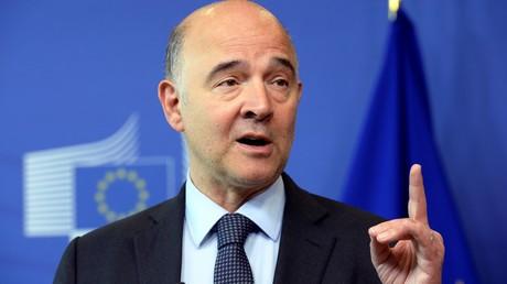 Gardien du déficit français, Pierre Moscovici regrette pourtant les «coups de rabots» budgétaires