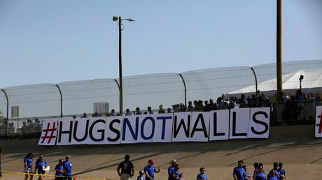 La Chambre des représentants des Etats-Unis approuve un budget de 1,6 milliard pour le mur de Trump
