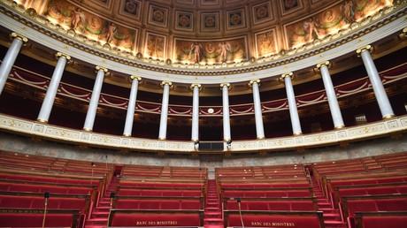 L'Assemblée Nationale en juin 2017.