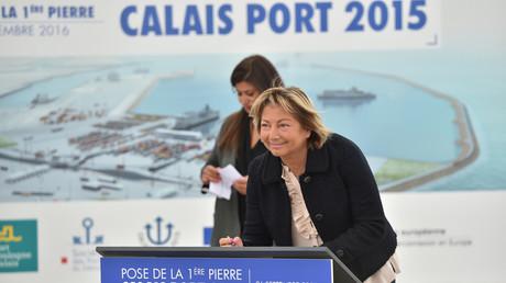 Natacha Bouchart refuse de se plier aux «injonctions» du Conseil d'État en faveur des migrants