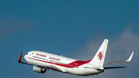 Avion d'Air Algérie (image d'illustration)