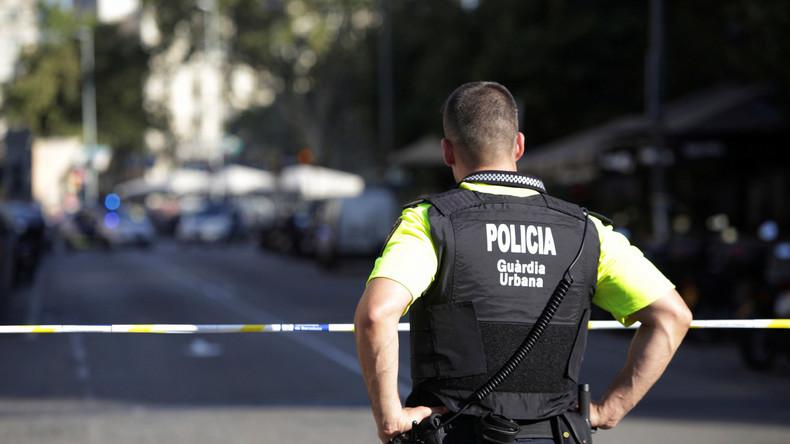 Le conducteur de la camionnette de Barcelone identifié par la police espagnole