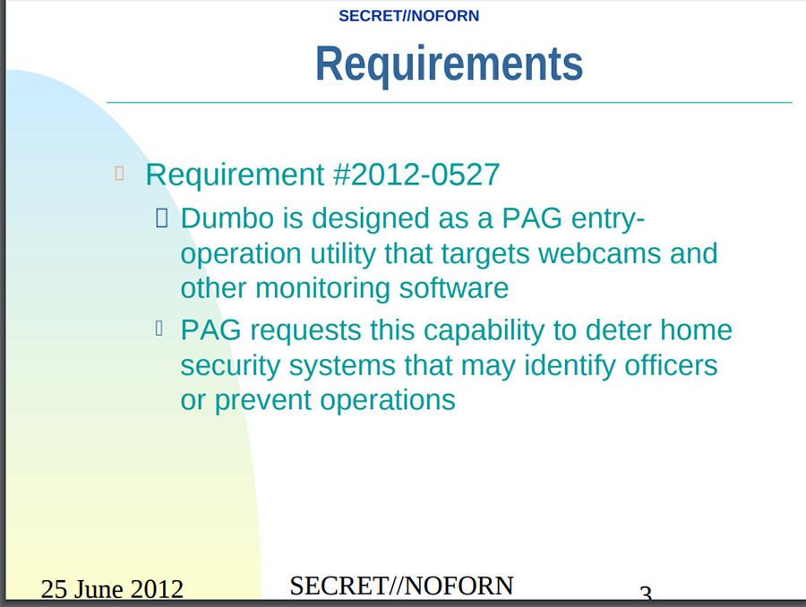WikiLeaks révèle un projet de la CIA pour prendre le contrôle de webcams ou de micros à distance