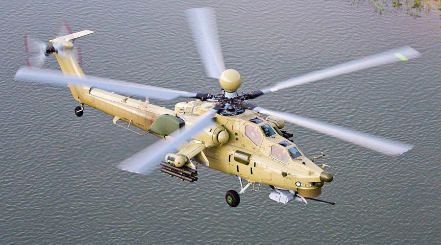 La Russie produit sa première série d'hélicoptères d'entraînement au combat Mi-28UB (PHOTOS)