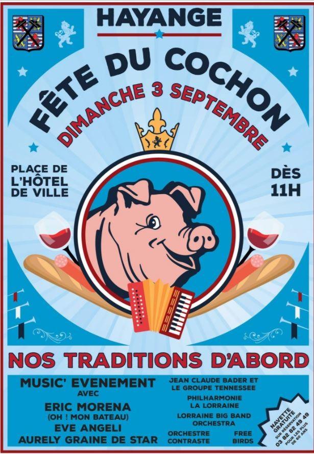 «Fête du cochon»  d'Hayange : le FN furieux après le boycott de la manifestation par des artistes
