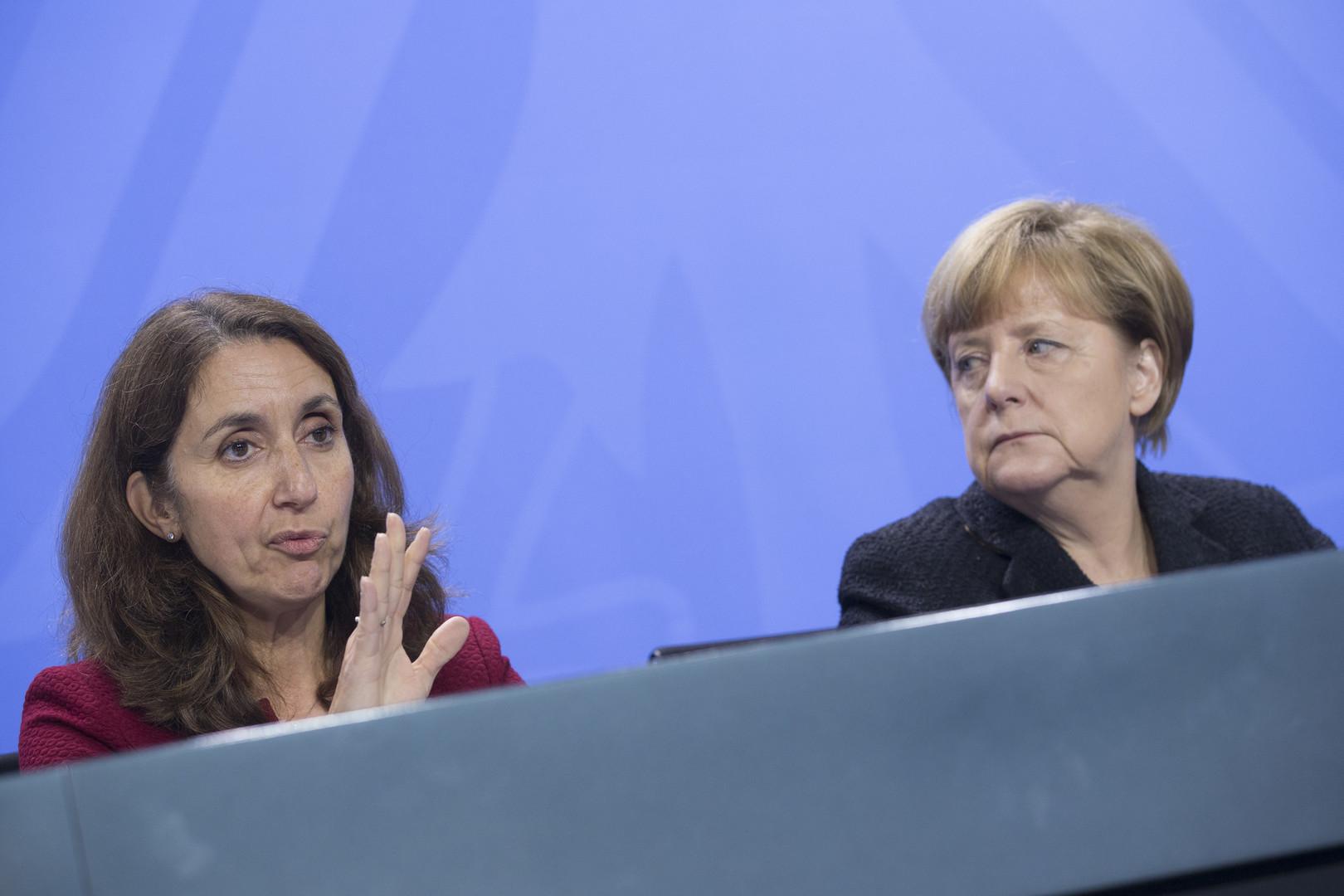 Un cadre de l'AfD parle de se «débarrasser en Anatolie» d'une ministre d'origine turque de Merkel